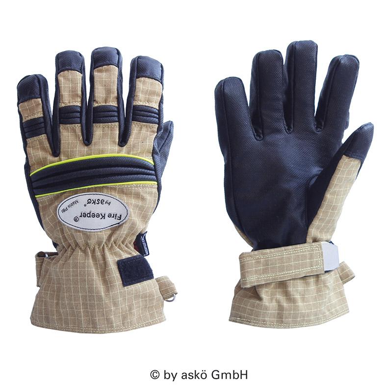 FIRE KEEPER PBI MATRIX rukavice