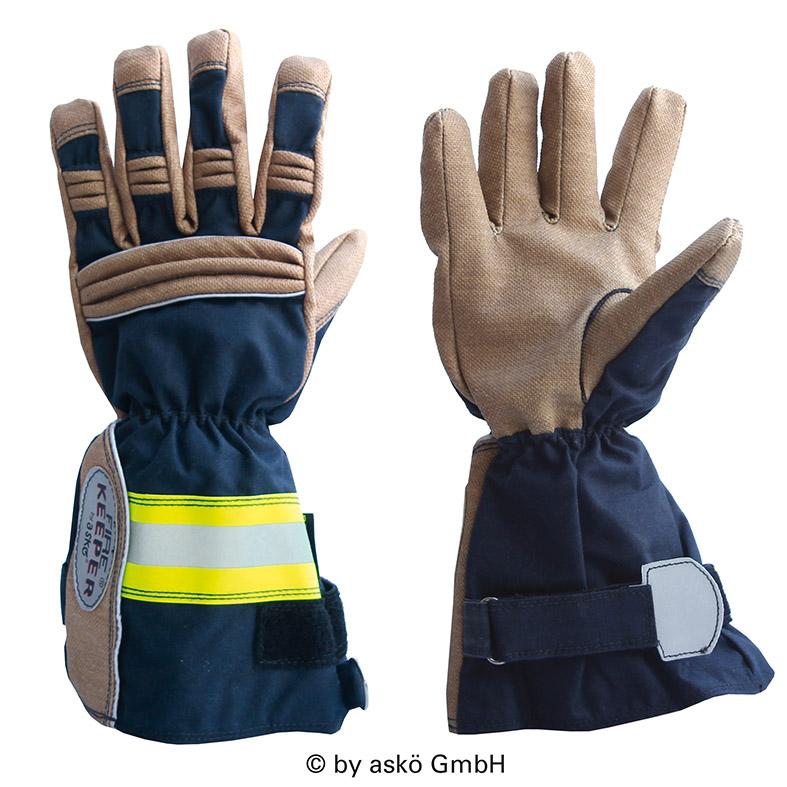 FIRE KEEPER PBI rukavice