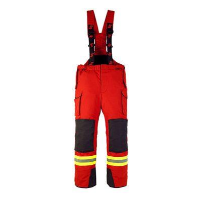 S-GARD HUNTER hlače crvena